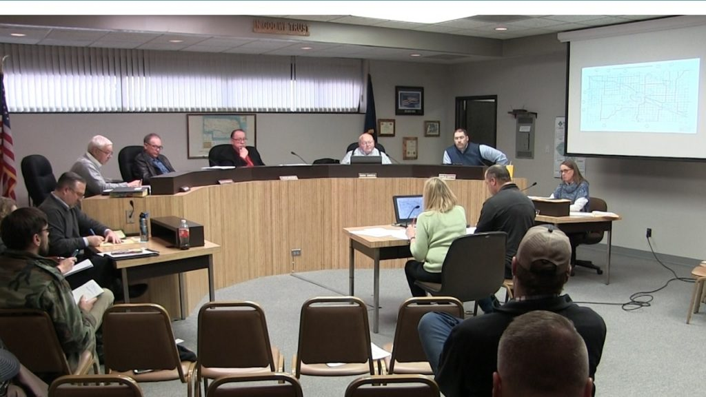 Scotts Bluff Commissioners approve one- and six-year roads plan