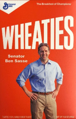 Sasse Named National Wheat Leader of the Year
