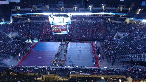 State Wrestling Medalists