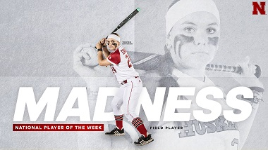 Edwards Named National Player of the Week