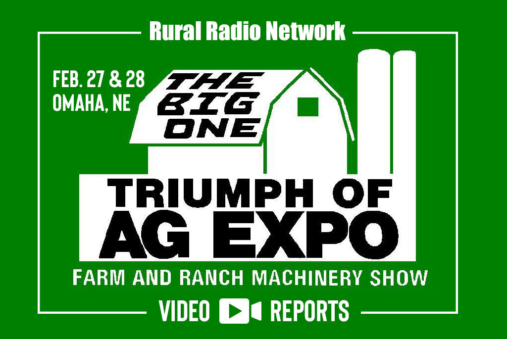 (Video) Reports from the 2019 Triumph of Ag Expo