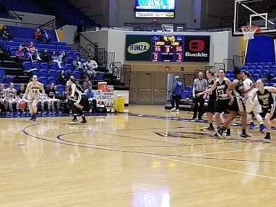 (Audio) Lindenwood Takes Two From UNK