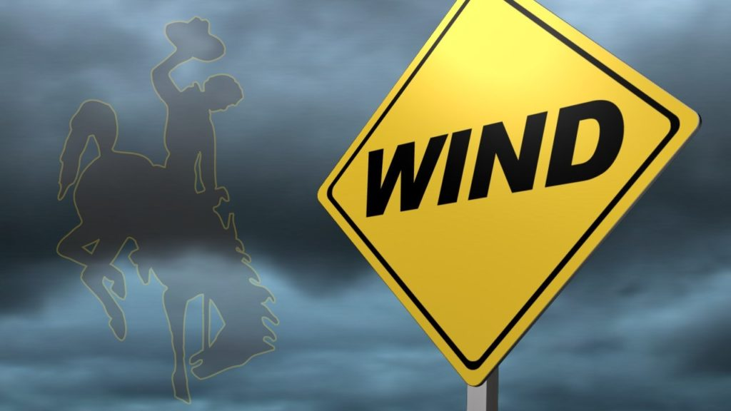 High winds expected in southeast Wyoming