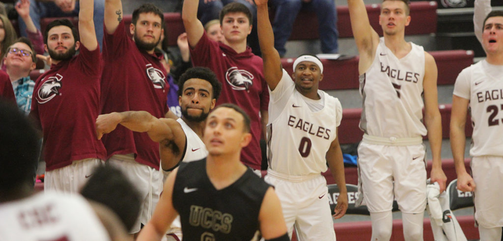 Eagles hope to bounce back this weekend