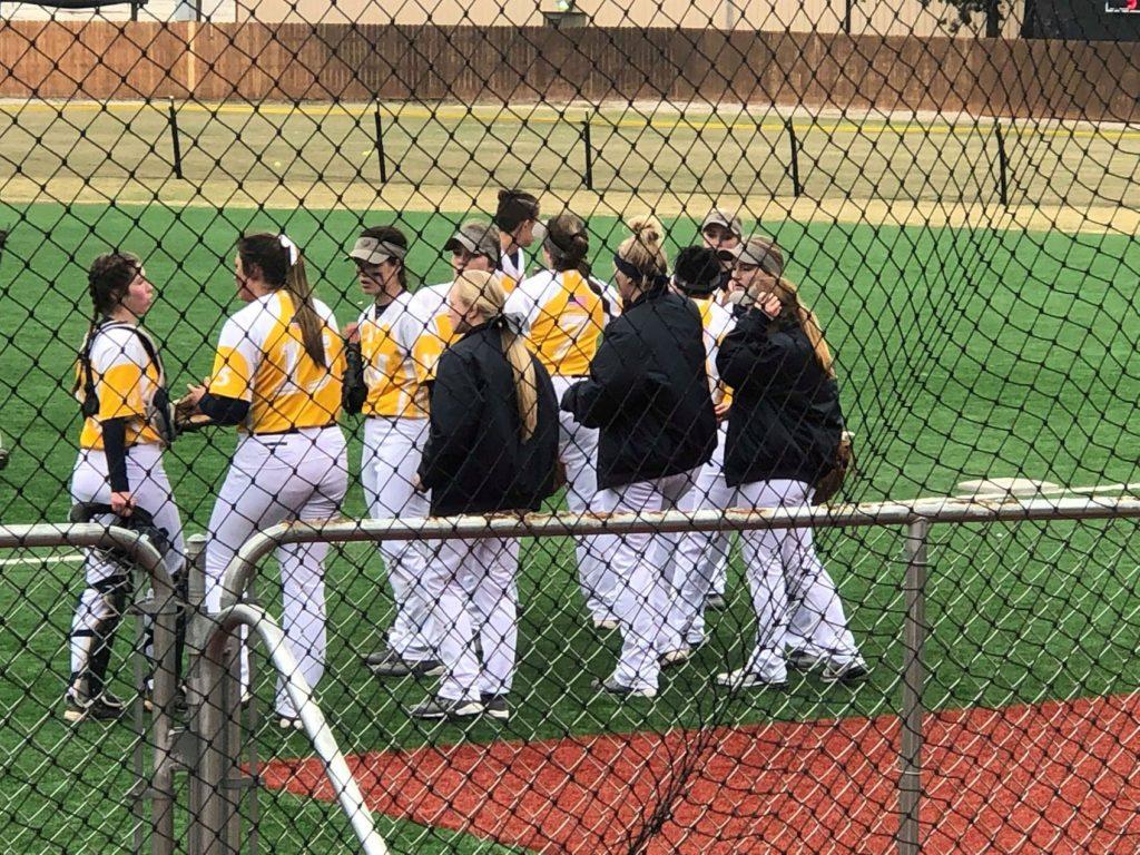 WNCC softball splits with N. Oklahoma-Enid