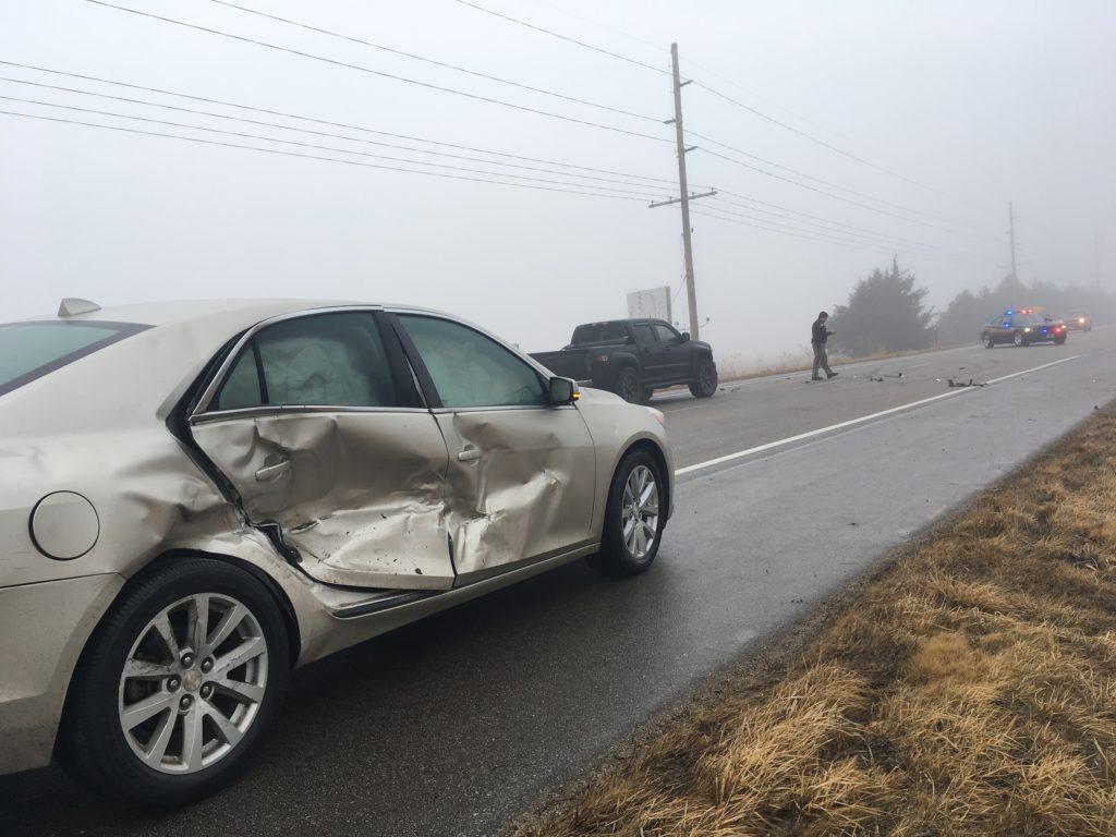 Fog Blamed For Accident In Stanton