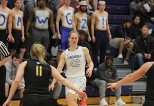Usual suspects lead GPAC quarterfinal win