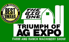 Video Reports – Triumph Ag Expo Expo in Omaha