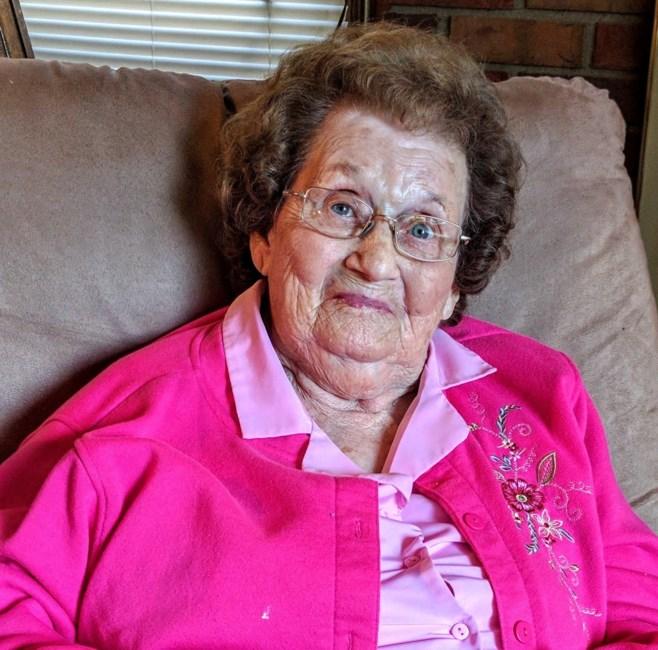Margaret Jean Van Pelt, 95, rural Banner County