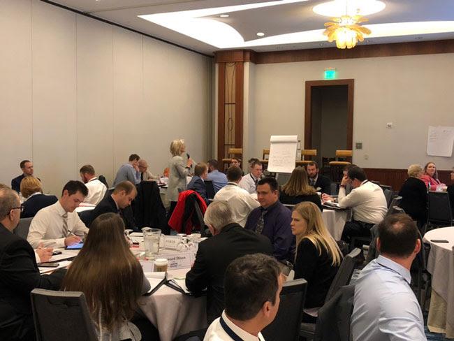 Collaborative Program Brings Ag Leaders Together to Sharpen Skills