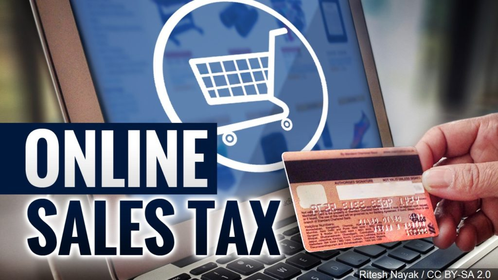 Proposal to collect online sales taxes advances in Nebraska