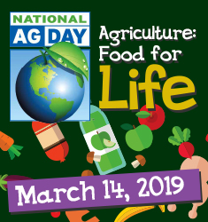 NATIONAL AGRICULTURE DAY, 2019