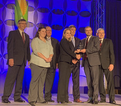 Kansas Corn Receives National Award for STEM Education Program