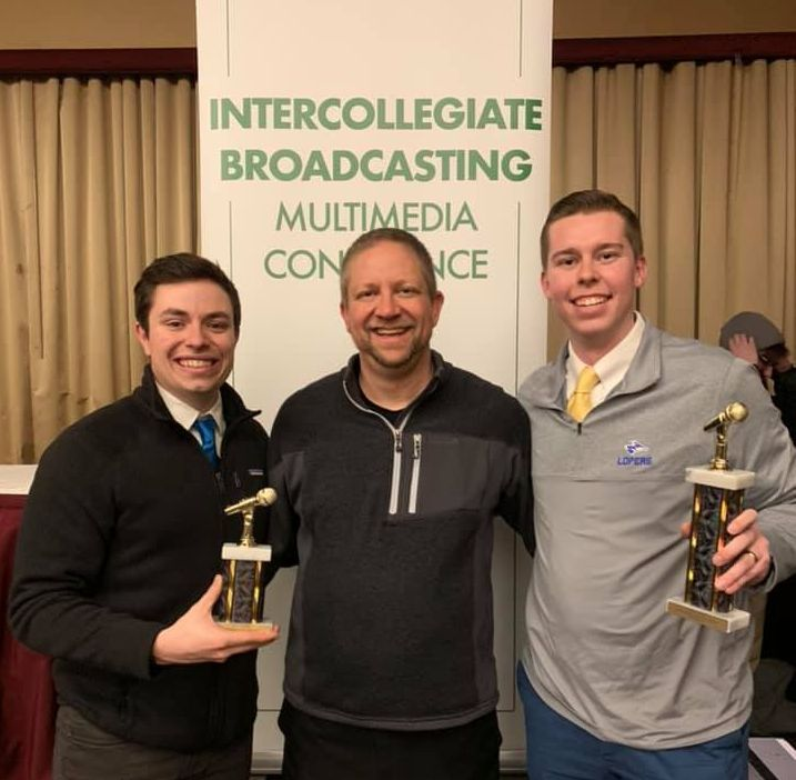 UNK students win two categories at College Media Awards