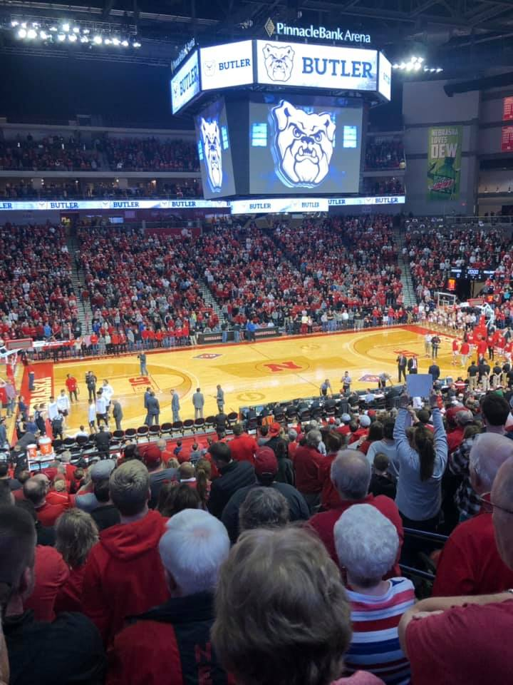 Huskers Battle The Horned Frogs In Second Round Of The NIT
