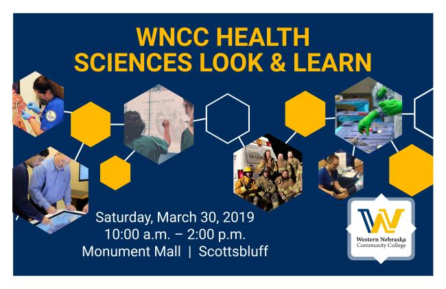 WNCC to spotlight health care sciences