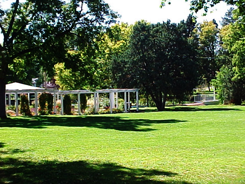 First Step Toward Alliance Central Park Sunken Garden Restoration Approved