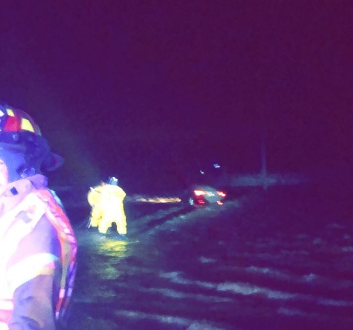 Water rescue northwest of Cozad involved new rescue equipment