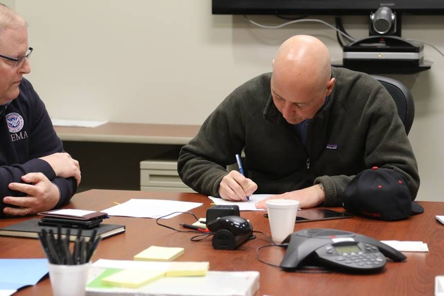 "Gov. Ricketts Unveils New ""Nebraska Strong"" Relief Website"