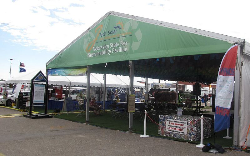 You are invited to talk about Sustainability at the 2019 Nebraska State Fair!