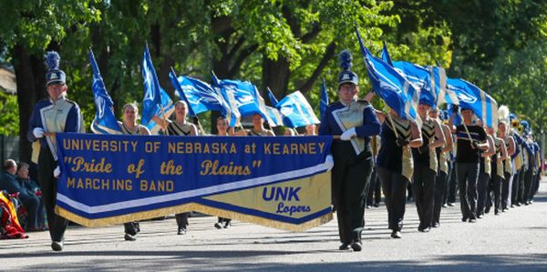 U of Nebraska at Kearney band to march in Ireland parades