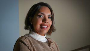 UNK, family help Lexington's Cecilia Perales-Garcia land dream job