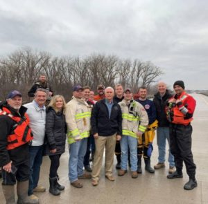 Gov. Ricketts Thanks President Trump for Federal Disaster Declaration