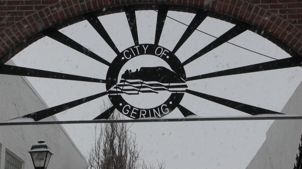 City of Gering provides Thursday afternoon update on snow removal efforts