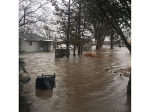 Thanks Going to President Trump for Federal Disaster Declaration