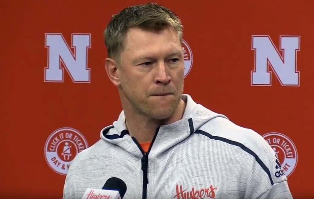 (Video) Nebraska RB 'limited' in spring as legal issues play out