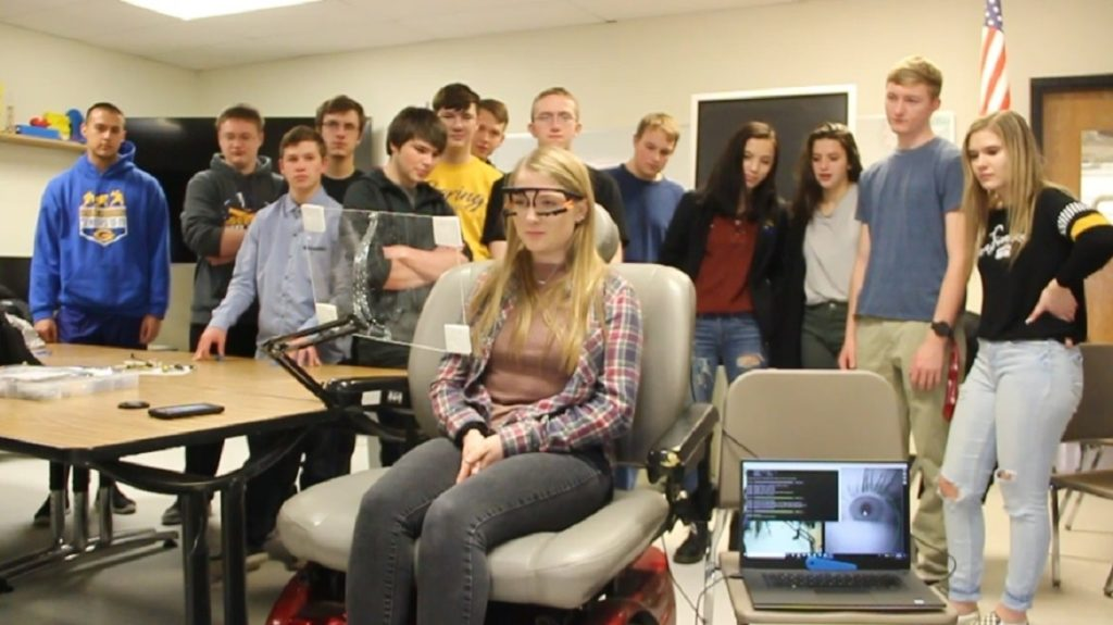 Gering STEM project misses out on Samsung contest finals