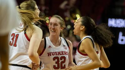 Huskers Earn 6th Seed