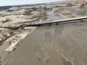 NDOT reports bridge damage in multiple regions in Nebraska