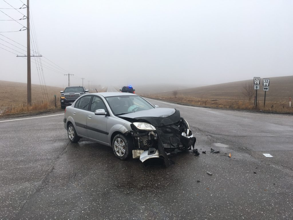 Creston Woman and Daughter injured in wreck near Stanton