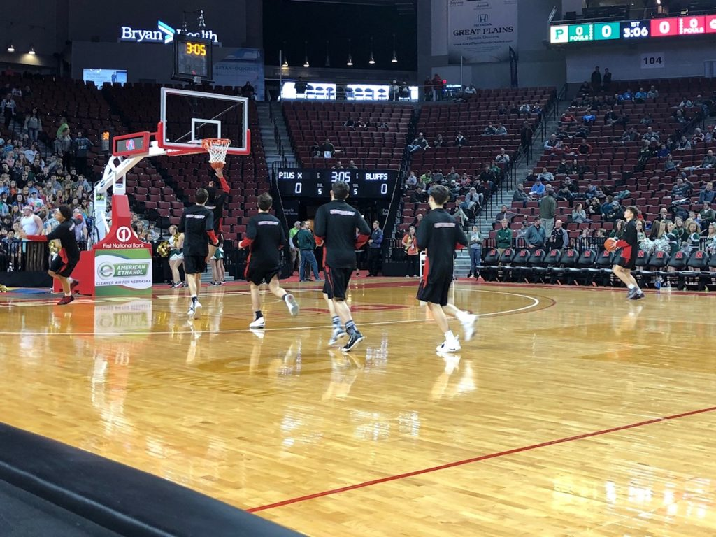 (Listen) Scottsbluff's season ends with loss to Pius X