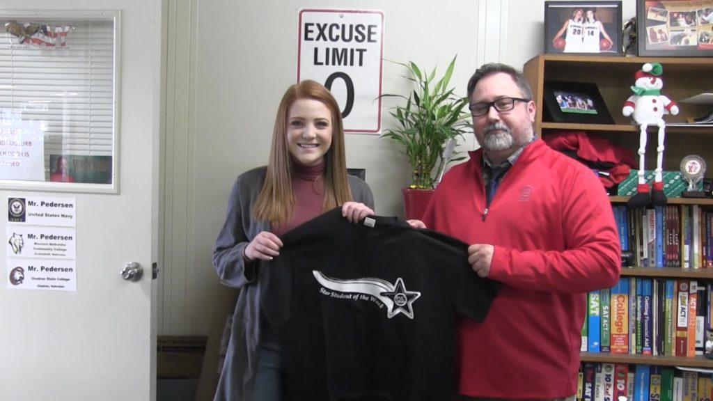 Kimball High School senior Madison Wynne named PVC Star Student of the Week