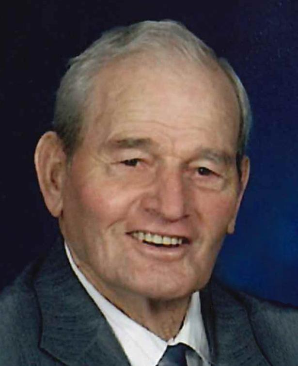 "William Allen ""Bill"" Manley, 95 years of age, of Holdrege, Nebraska (formerly of Oxford)"