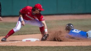Huskers Open Big Ten Play with Michigan State