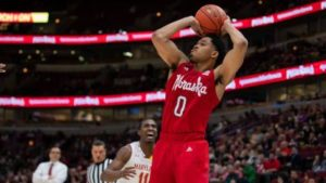 Huskers Come Up Short In Texas