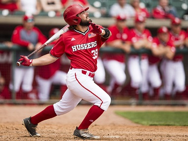 Huskers Sweep Double Header