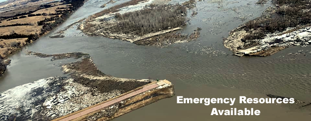 Nebraska Flood Emergency Resources available