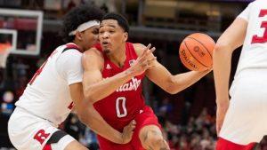 Husker Men knock off Rutgers in Big Ten Tournament