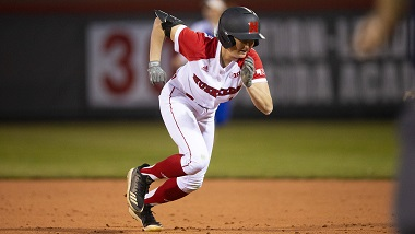 Huskers swept by Drake in Doubleheader