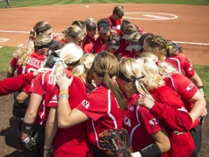 Husker Softball falls to Michigan in Series Finale