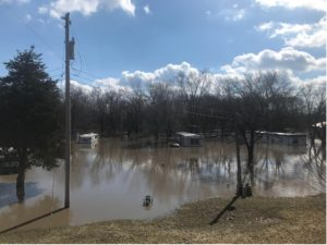 Flooding May Contaminate Private Wells