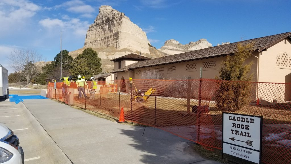 Demolition starting this week on project at Scotts Bluff Nat'l Monument