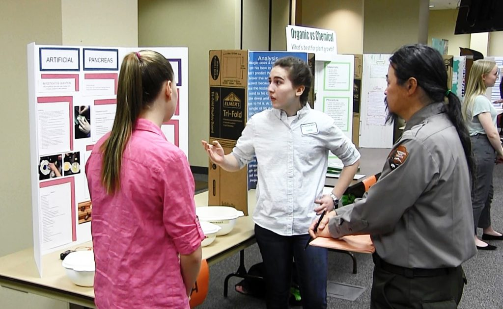 Combined Regional Science Fair Attracts Students From Around Panhandle