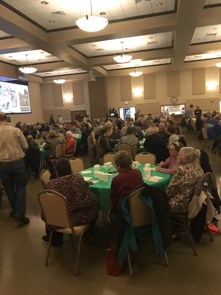 (AUDIO) Lots Of Appreciation To Go Around At Ag Appreciation Dinner