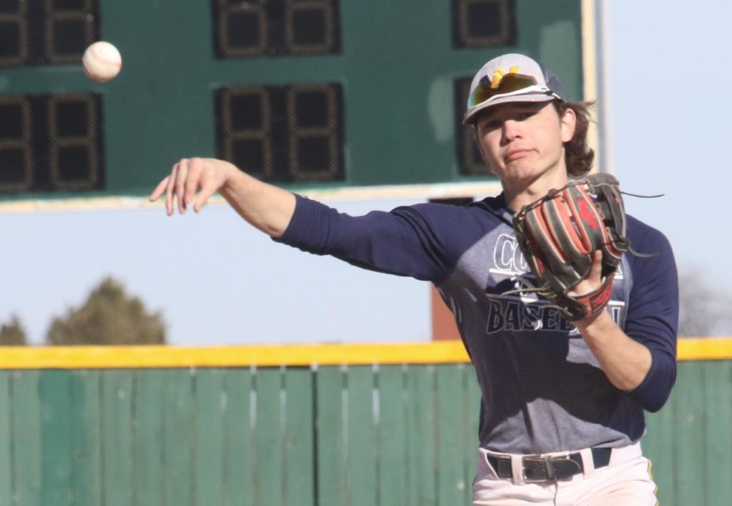 Fritsch hits grand slam in game one win, WNCC baseball splits with NJC