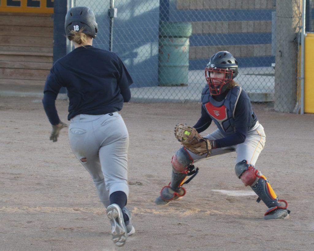 WNCC softball takes two from Trinidad